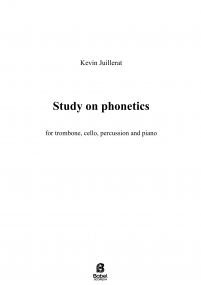 Study on phonetics image